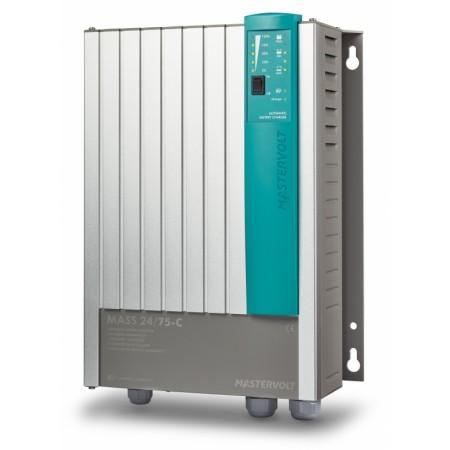 Caricabatterie MASS 24/75-C - certificato DNV e Lloyds