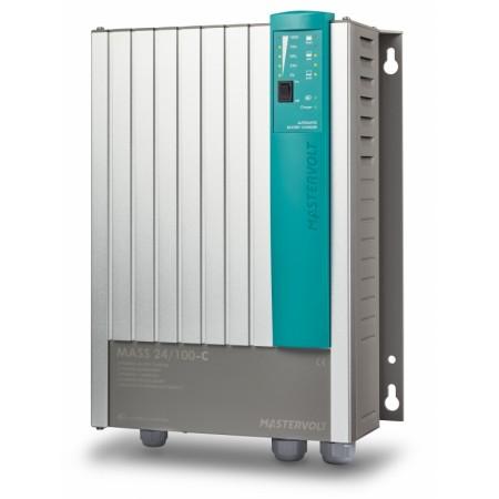 Caricabatterie MASS 24/100-C - certificato DNV e Lloyds