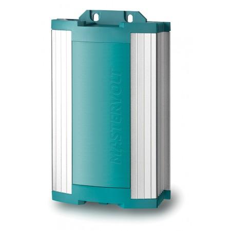 Caricabatterie ChargeMaster 12/15 - 2 uscite - 180-265V, 50/60Hz