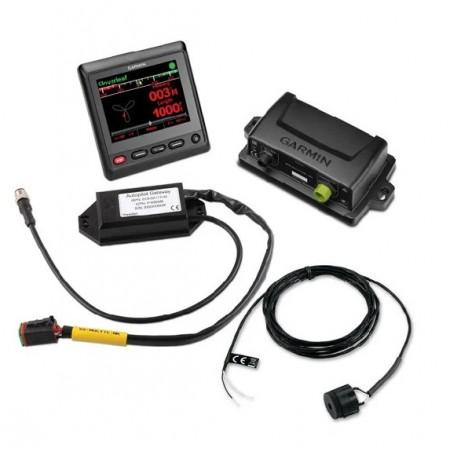 Autopilota Reactor 40 Steer-By-Wire per Yamaha Helm Master con unità di controllo GHC 20