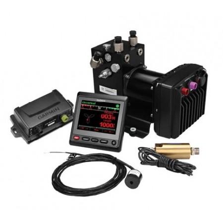Autopilota Reactor 40 per timonerie idrauliche con SmartPump e unità di controllo GHC 20