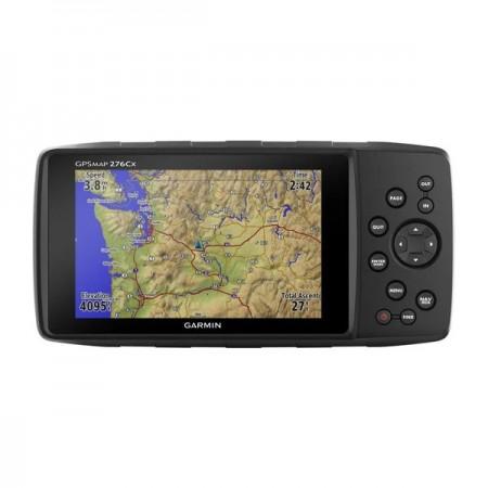 "GPSMAP® 276Cx, 5"" TFT a colori, Slot per microSD"