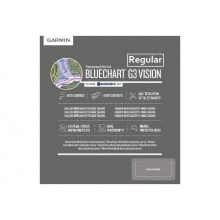 GARMIN® Regular Area G3 (microSD-SD) HXEU012R - Italy, West Coast - REGULAR