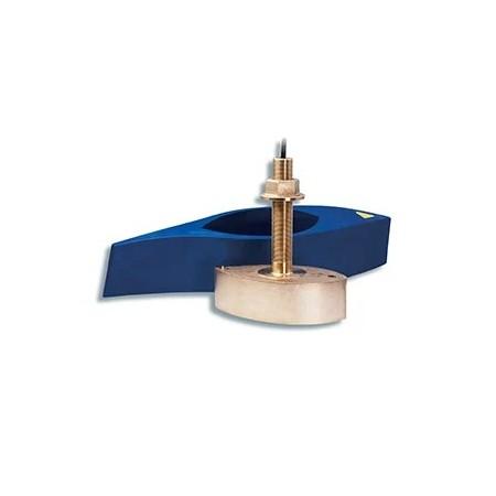 AIRMAR® B265LH -12pin Depth / Temp. , Fairing Block, cavo 12m 42/65 & 130/210 kHz 1 kW