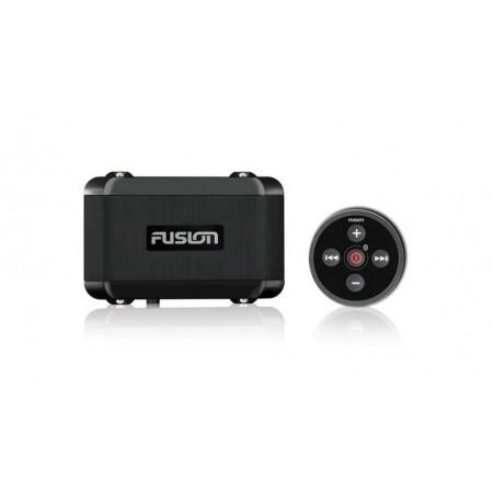 Fusion® Black Box Stereo Serie 100 (MS-BB100 - comando remoto e doppia uscita RCA)